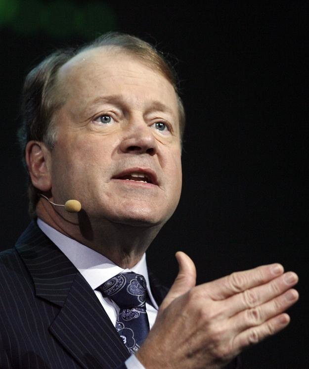 John Chambers, prezes Cisco Systems /AFP