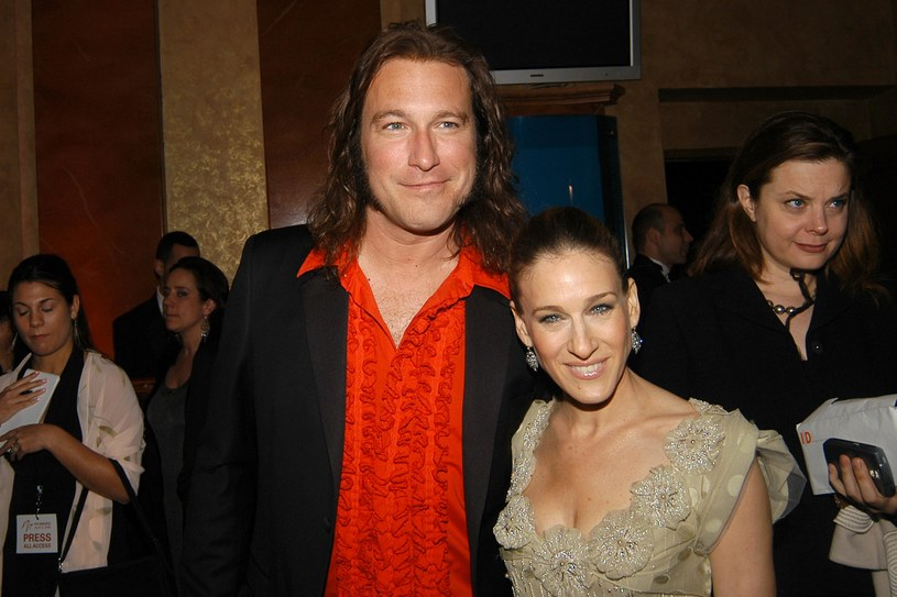 John Corbett i Sarah Jessica Parker /Patrick McMullan /Getty Images