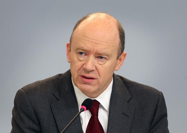 John Cryan, prezes Deutsche Banku /AFP