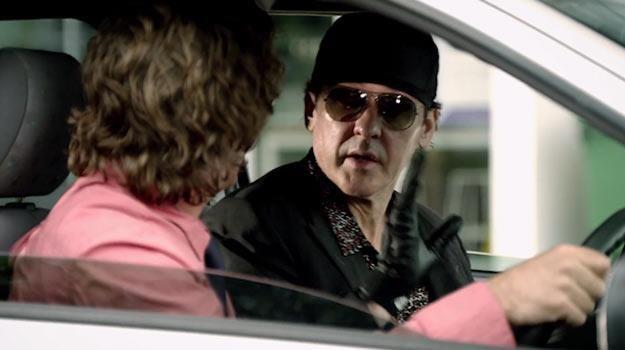 "John Cusack w filmie ""Drive Hard"" /materiały dystrybutora"