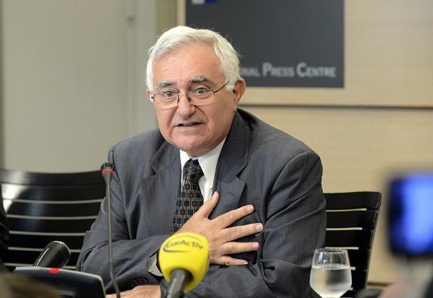 John Dalli zrezygnował ze względów politycznych /AFP