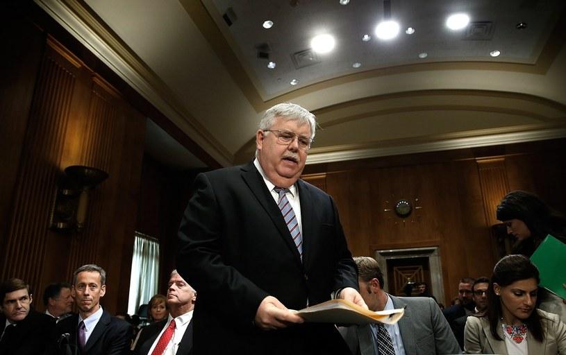 John F. Tefft /AFP