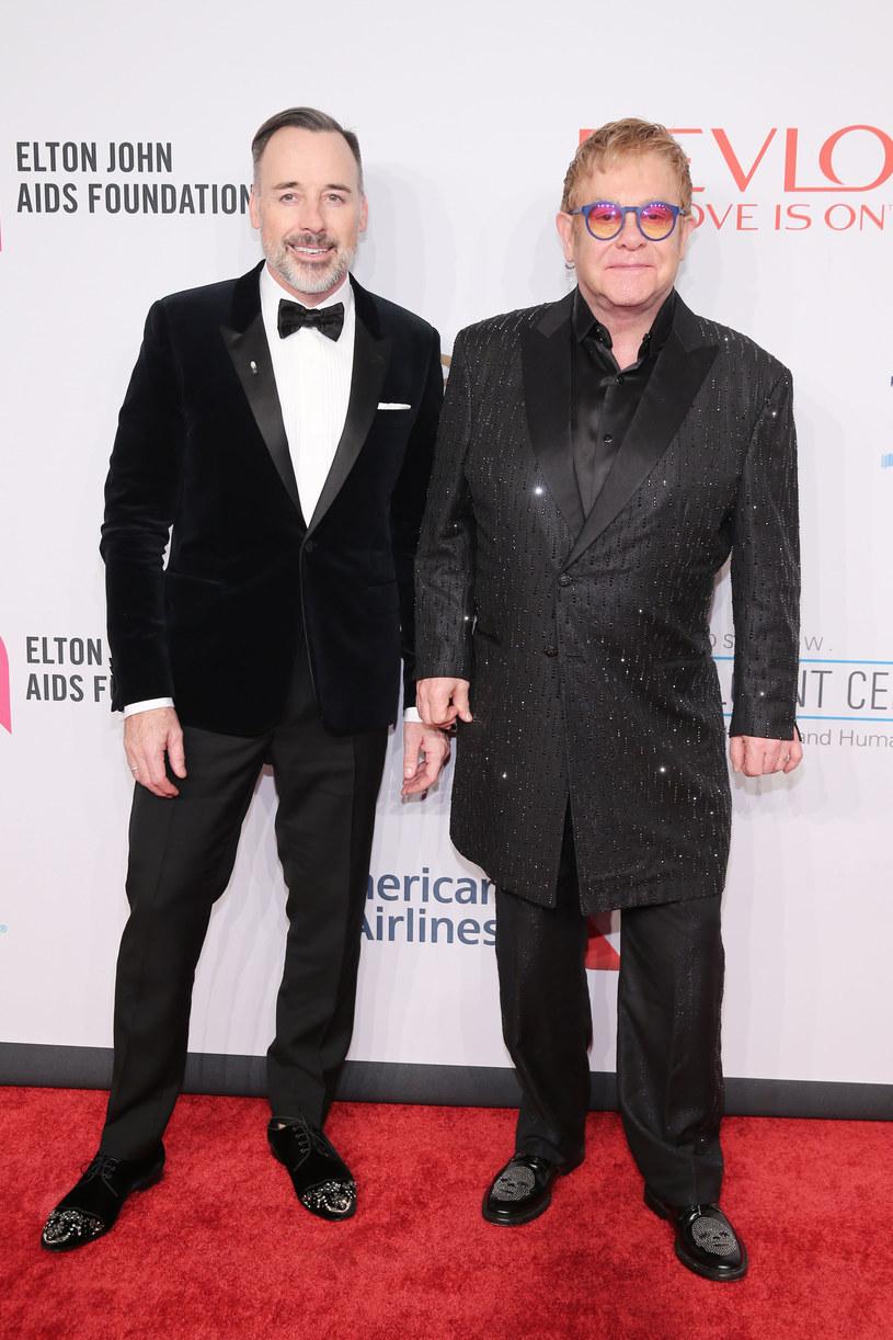 John Furnish i Elton John /Neilson Barnard /Getty Images