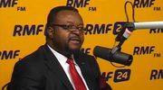 John Godson w ogniu pytań słuchaczy RMF FM
