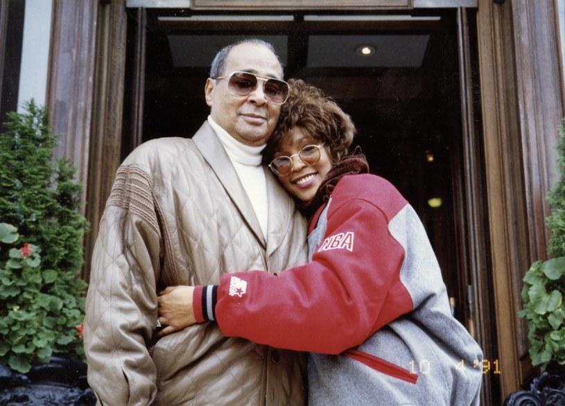 John Houston i Whitney Houston /LIGHTBOX / Album /East News