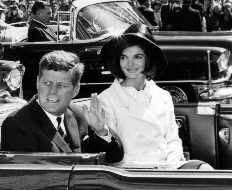 John i Jacqueline Kennedy /National Archive/Newsmakers /Getty Images