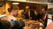 John Kerry wpadł do kawiarni na Krakowskim Przedmieściu