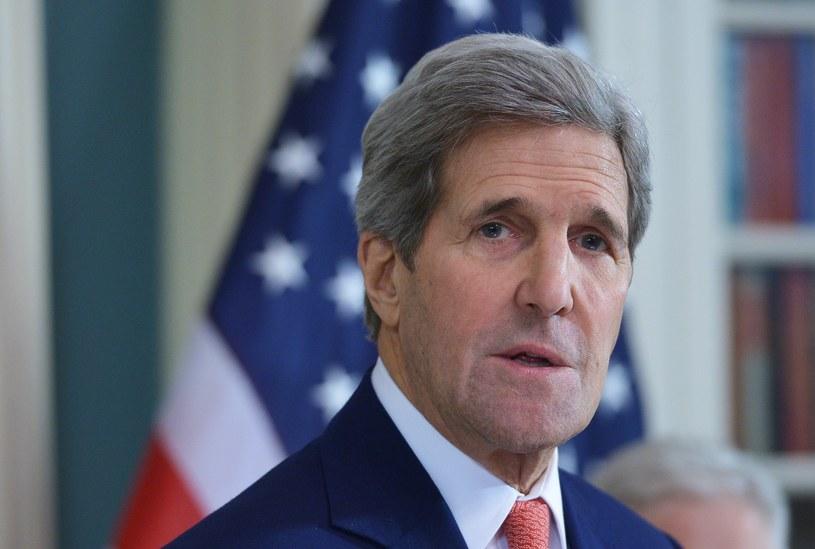 John Kerry, zdj. ilustracyjne /AFP