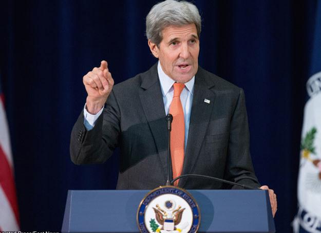 John Kerry /AFP /East News