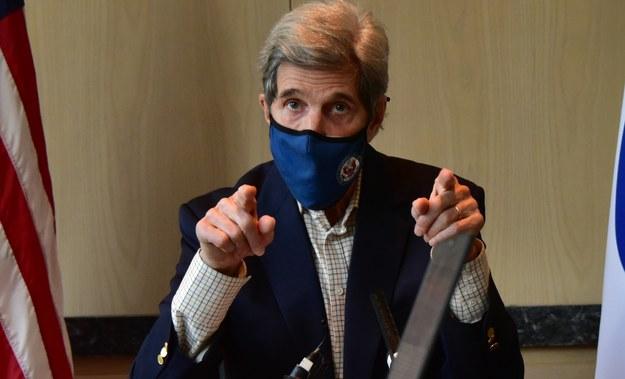 John Kerry /US EMBASSY IN SEOUL /PAP/EPA