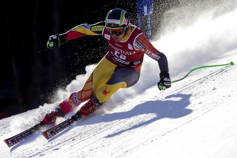 John Kucera zakończył karierę sportową /AFP