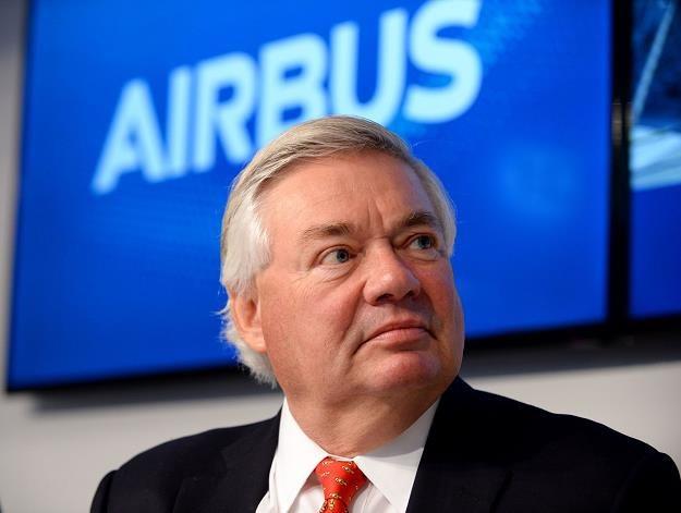 John Leahy, dyrektor handlowy Airbusa /AFP