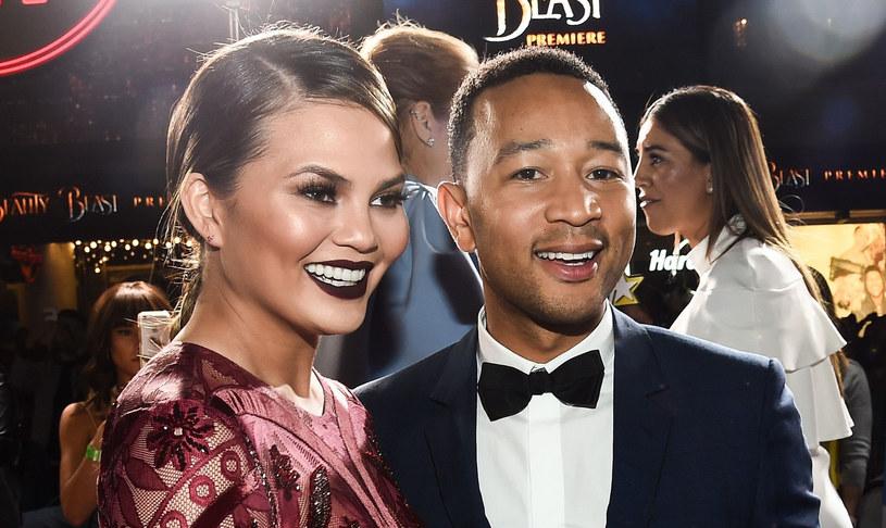John Legend i Chrissy Teigen /East News