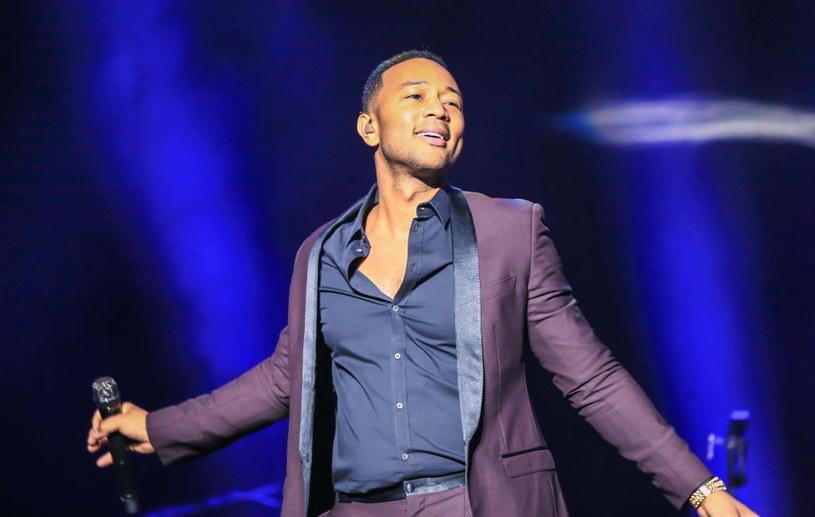 John Legend przejął tytuł najseksowniejszego mężczyzny świata po Idris Elbie /Visual China Group via Getty Images /Getty Images