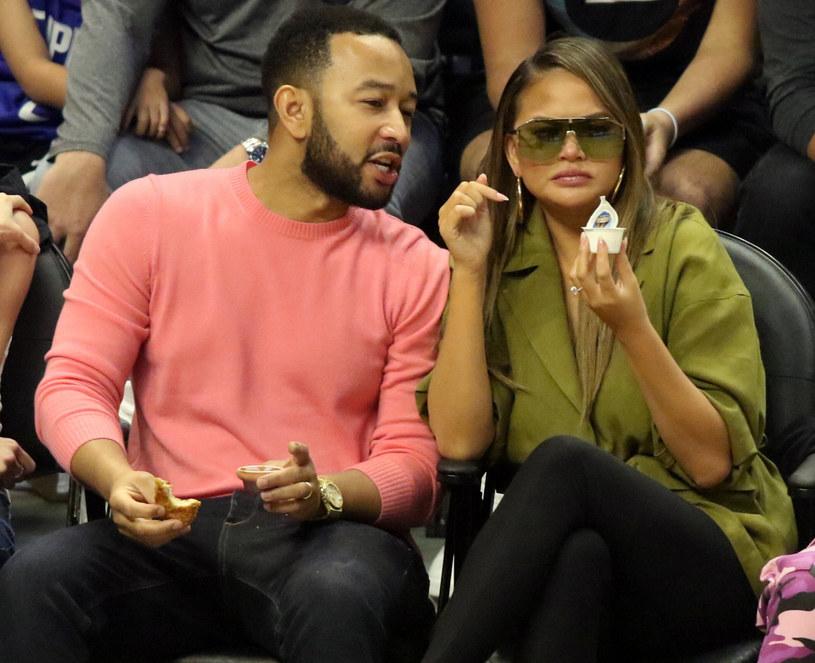 John Legend przyznał, że nie zdradza, odkąd poznał swoją aktualną żonę /London Entertainment / SplashNews.com /East News