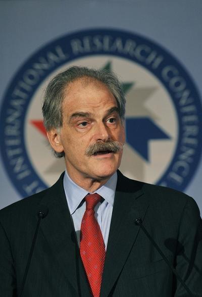 John Lipsky, p.o. dyrektora zarządzającego MFW /AFP