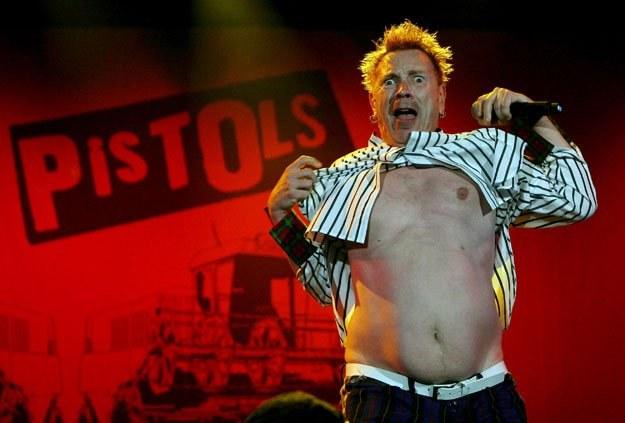 John Lydon fot. Matt Cardy /Getty Images/Flash Press Media