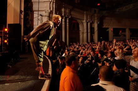 "John Lydon (Sex Pitols): ""Chcecie nowej płyty?"" fot. Dave M. Benett /Getty Images/Flash Press Media"