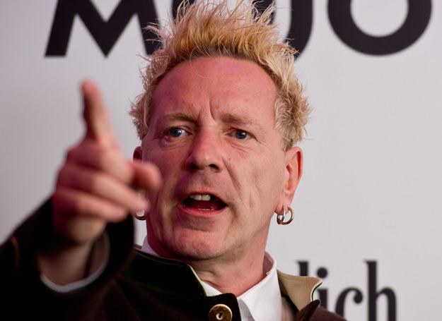 John Lydon słynie z kontrowersji - fot. Ian Gavan /Getty Images/Flash Press Media