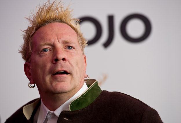 John Lydon też buntował się przeciw systemowi - fot. Ian Gavan /Getty Images/Flash Press Media