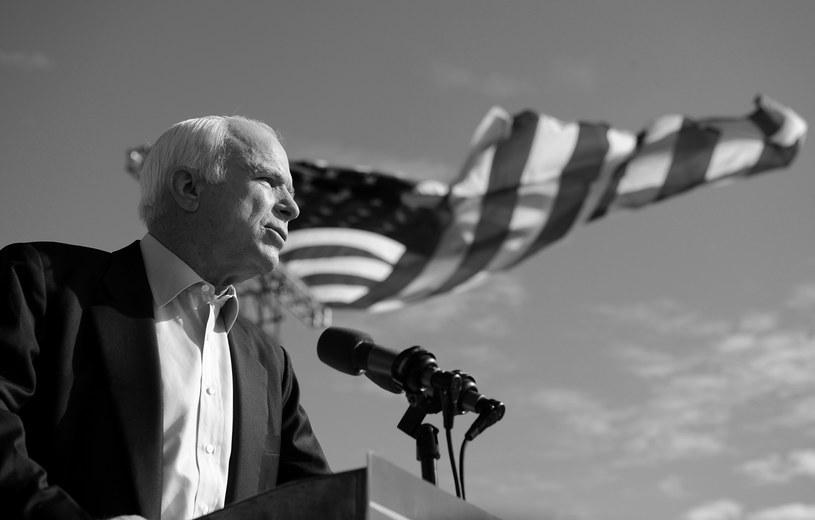 John McCain /AFP