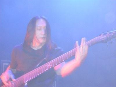 John Myung (Dream Theater) /INTERIA.PL