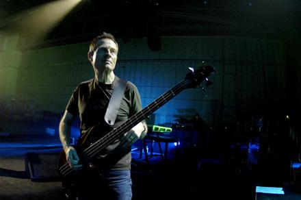 John Paul Jones fot. Ross Halfin /Getty Images/Flash Press Media