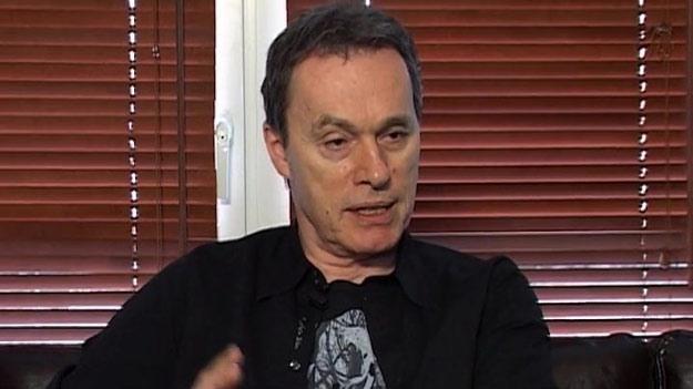 John Porter podczas wywiadu dla naszego portalu /INTERIA.PL