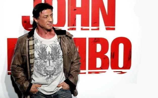John Rambo wiecznie żywy... /AFP