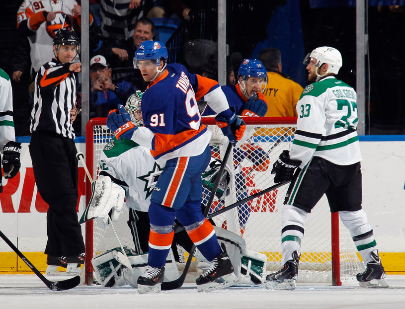 John Tavares został bohaterem Islanders /AFP
