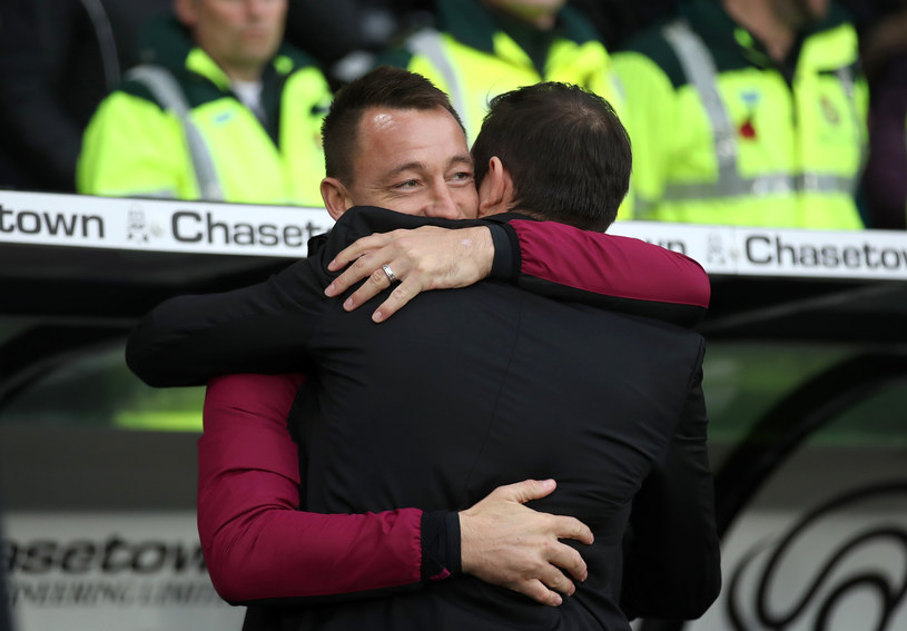 John Terry i Frank Lampard /Getty Images
