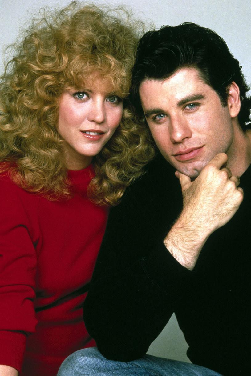 John Travolta i Nancy Allen /East News