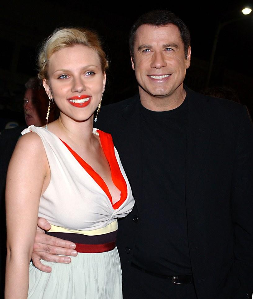 John Travolta i Scarlett Johansson /East News