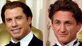 John Travolta i Sean Penn /