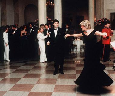 John Travolta: Stresujący taniec z księżną Dianą