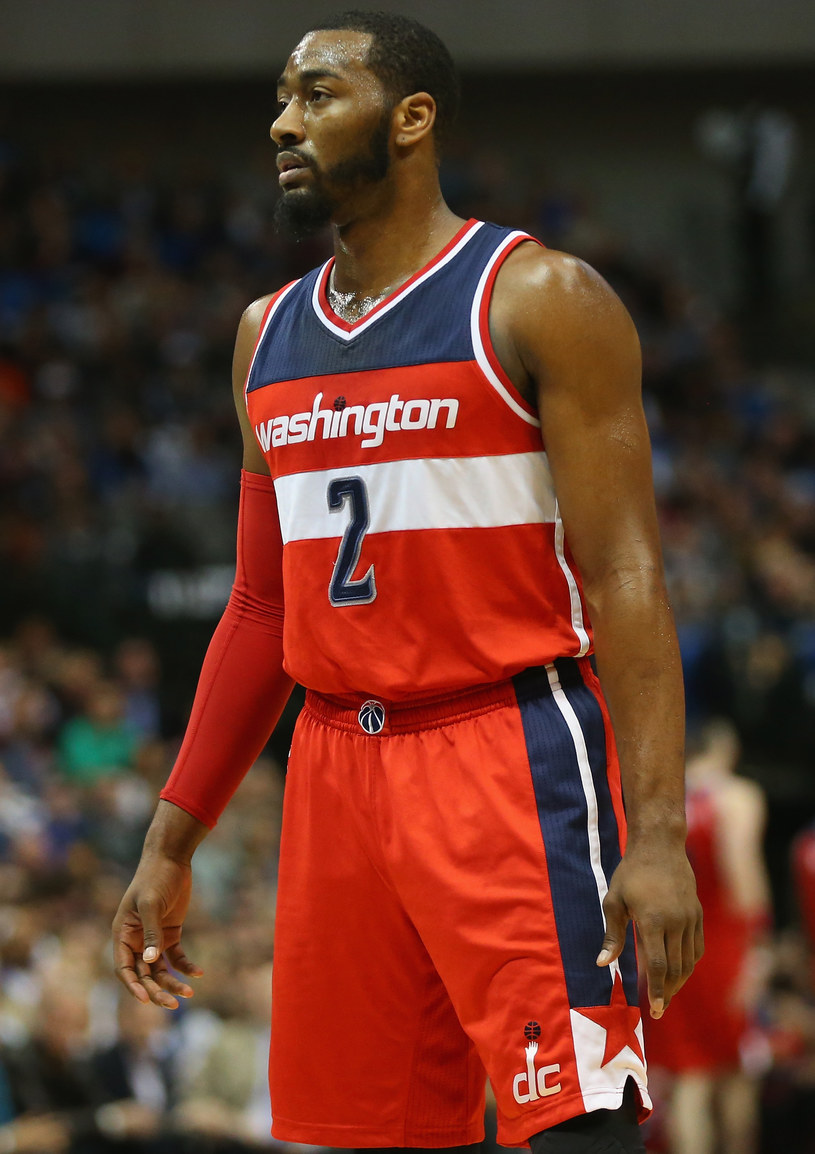 John Wall z Washington Wizards /Ronald Martinez /Getty Images