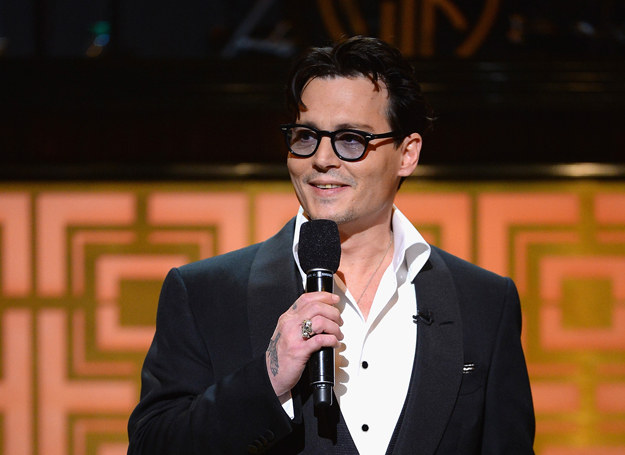 Johnny Deep /Getty Images