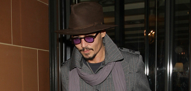 Johnny Depp   /Splashnews