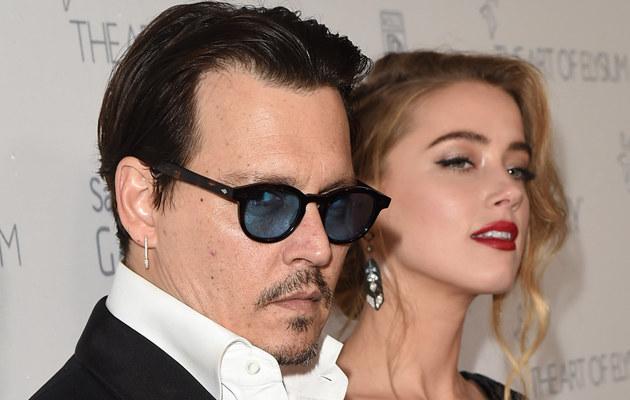 Johnny Depp daje swojej żonie kieszonkowe! /Jason Merritt /Getty Images