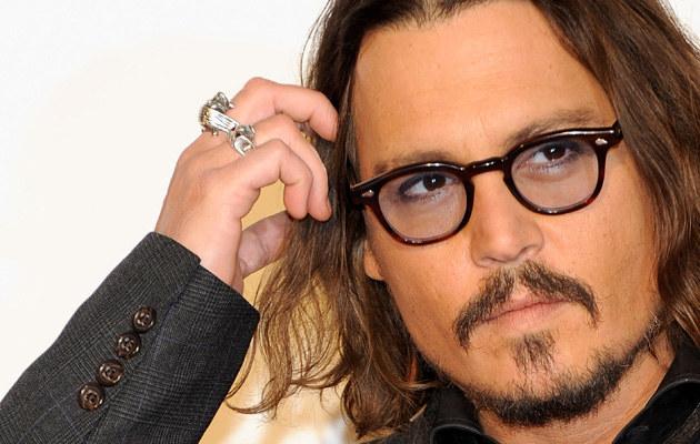 Johnny Depp, fot.Carlos Alvarez  /Getty Images/Flash Press Media