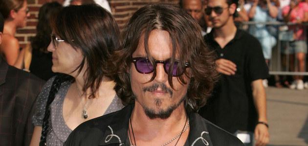 Johnny Depp, fot. Peter Kramer  /Getty Images/Flash Press Media