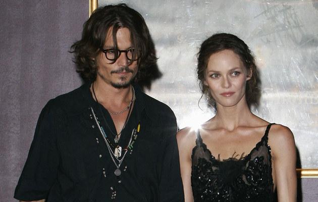 Johnny Depp i Amber Heard byli parą przez wiele lat /Francois Durand /Getty Images