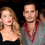 Johnny Depp i Amber Heard już po rozwodzie?