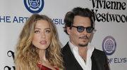 Johnny Depp i Amber Heard już po rozwodzie