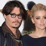 Johnny Depp i Amber Heard pobiorą się w sylwestra!?