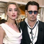 Johnny Depp i Amber Heard pobrali się w tajemnicy!?