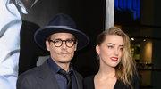 Johnny Depp i Amber Heard rozwodzą się