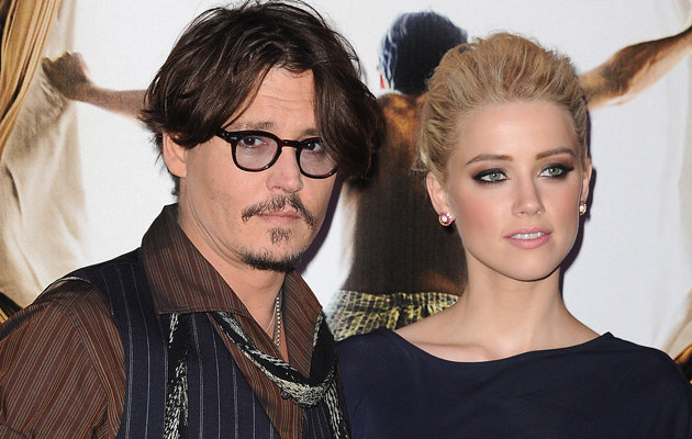 Johnny Depp i Amber Heard wzięli ślub! /Pascal Le Segretain /Getty Images