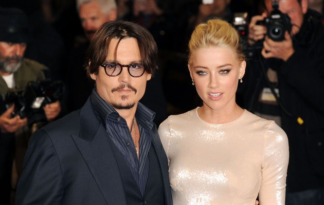 Johnny Depp i Amber Heard /Stuart Wilson /Getty Images