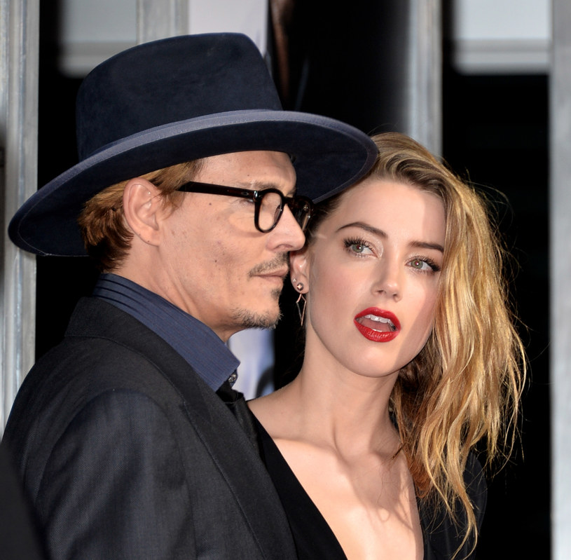 Johnny Depp i Amber Heard /Kevin Winter /Getty Images